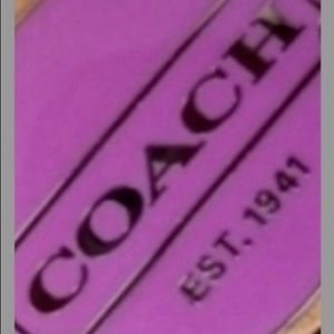WE HAVE COACH💗💗💗